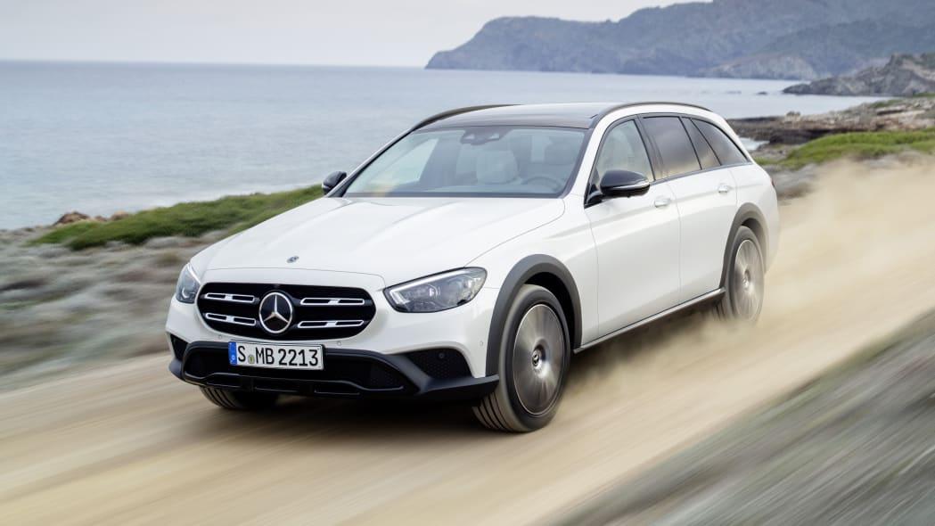2021 Mercedes-Benz E 450 All-Terrain
