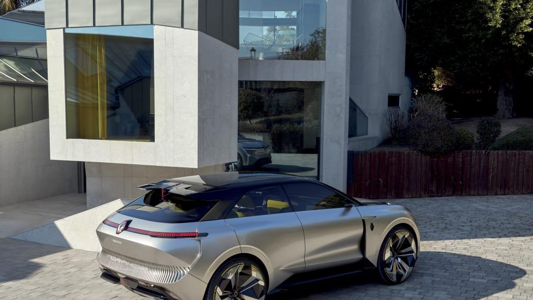 Renault Morphoz EV Concept