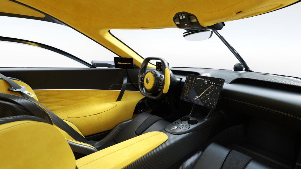 Koenigsegg Gemera 2