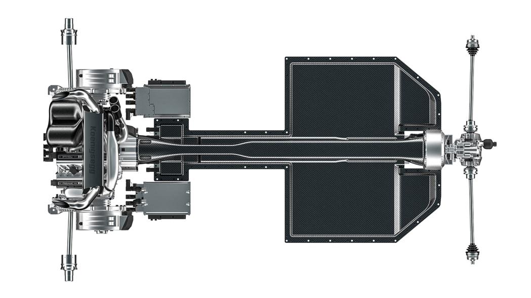 Koenigsegg Gemera 8