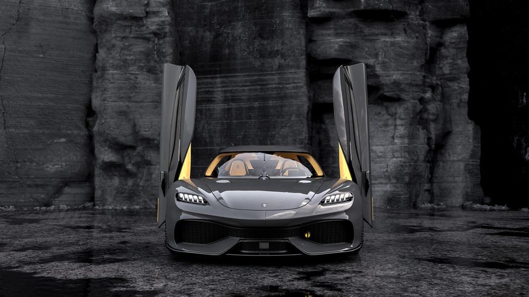 Koenigsegg Gemera 12