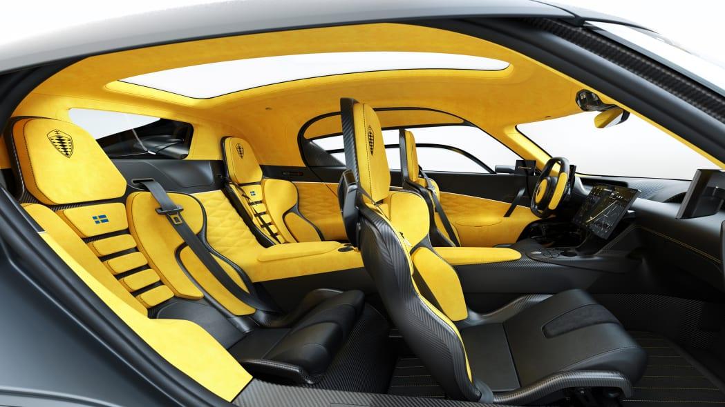 Koenigsegg Gemera 13