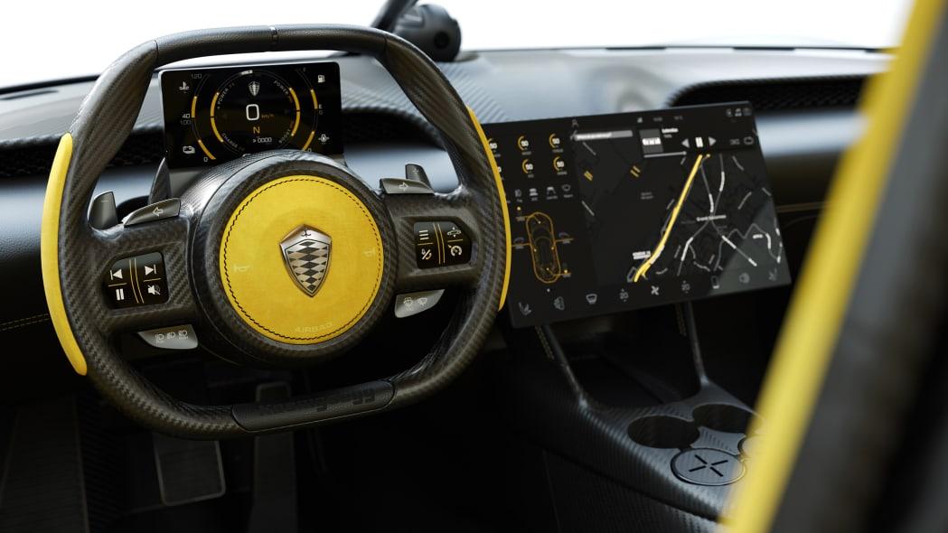 Koenigsegg Gemera 28