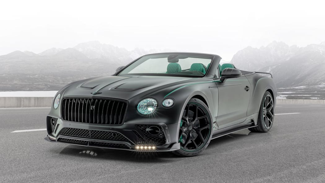 Mansory Bentley Continental GT V8