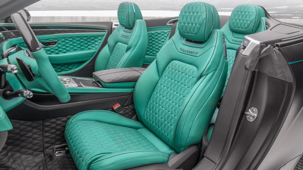 Mansory Bentley Continental GT V8