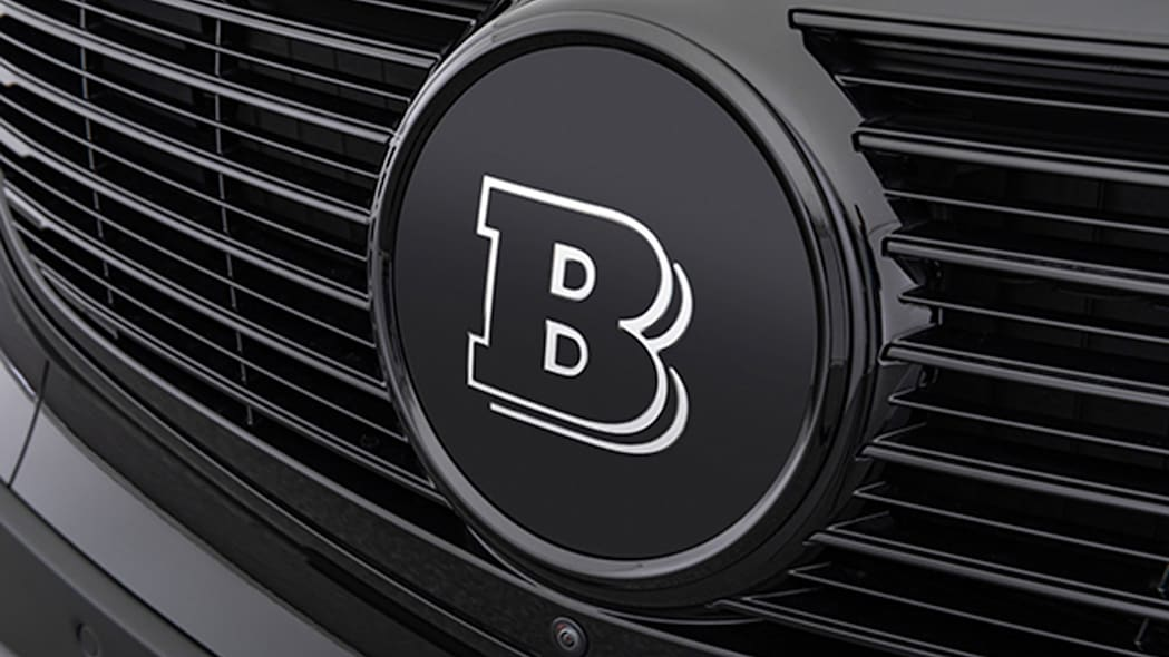 Brabus Mercedes-Benz EQC 1886 Edition 2