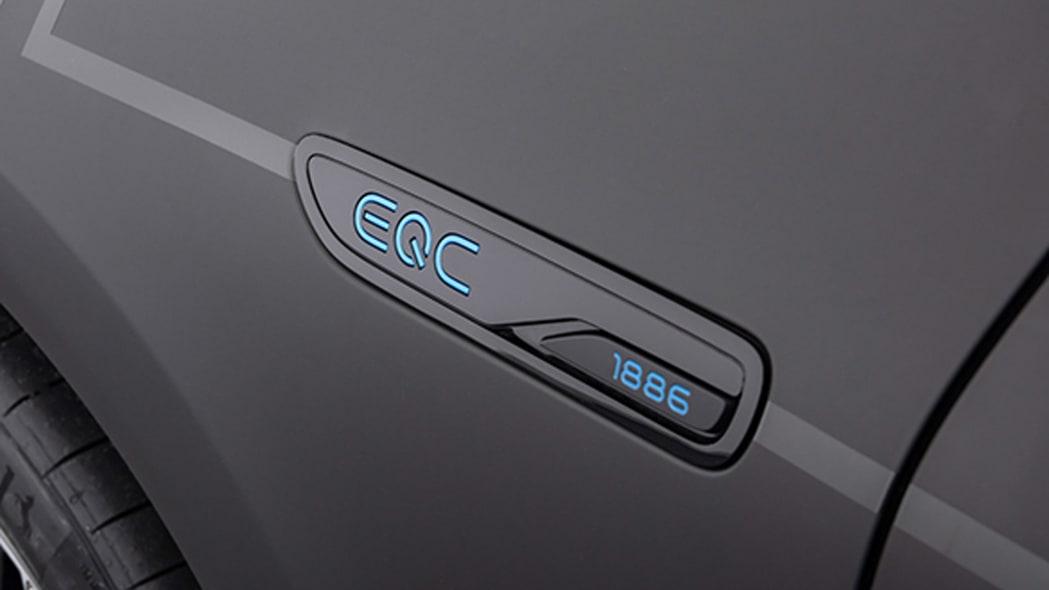 Brabus Mercedes-Benz EQC 1886 Edition 7