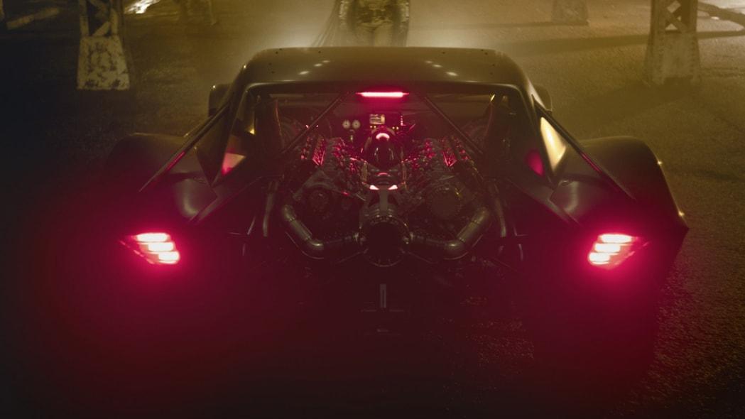 Batmobile from 'The Batman'