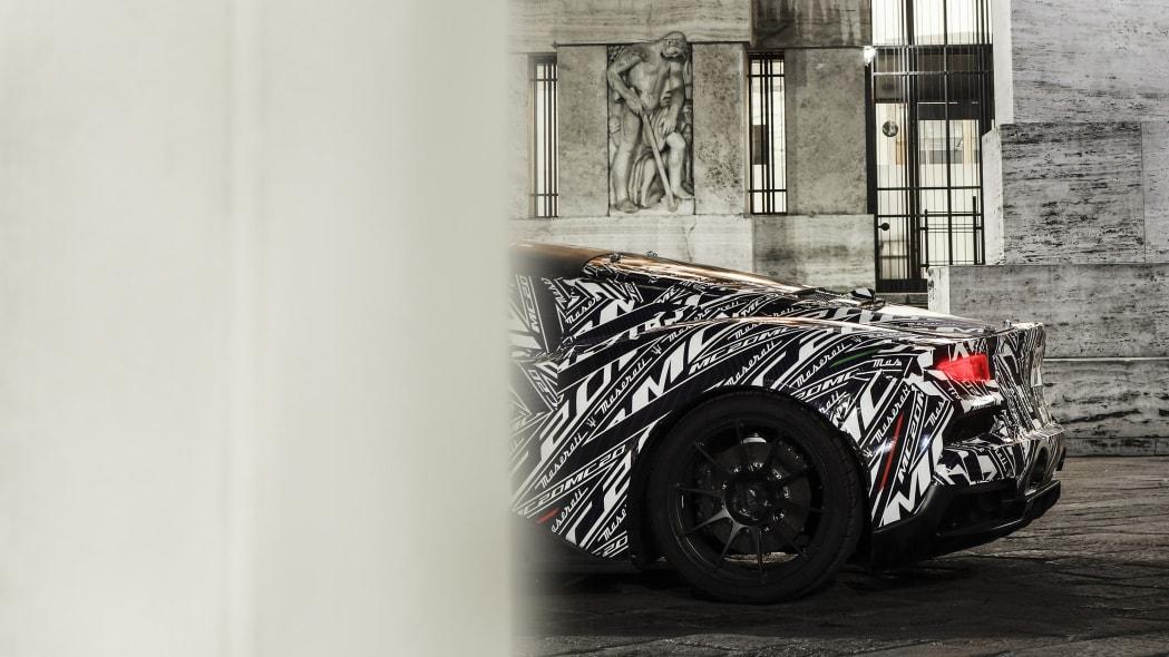 Maserati MC20 Teasers