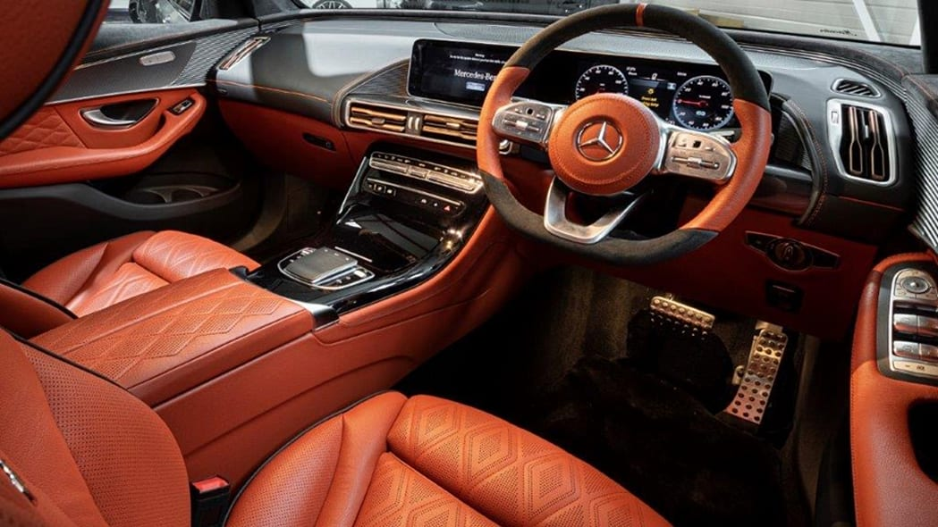 Mercedes-Benz EQC by Hofele Design