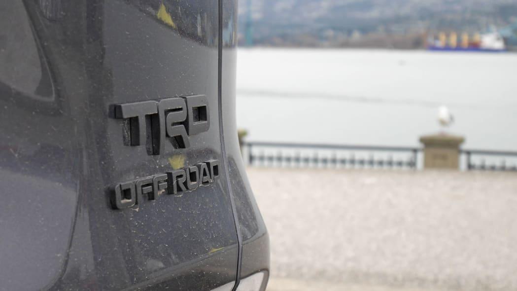 2020 Toyota RAV4 TRD Off-Road bdg 1