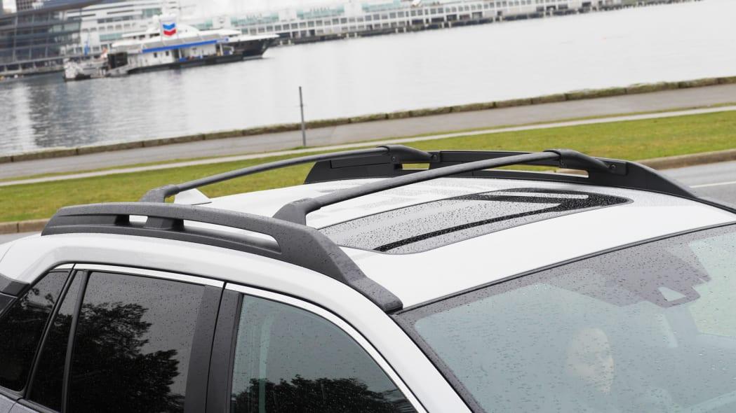 2020 Toyota RAV4 TRD Off-Road roof rack