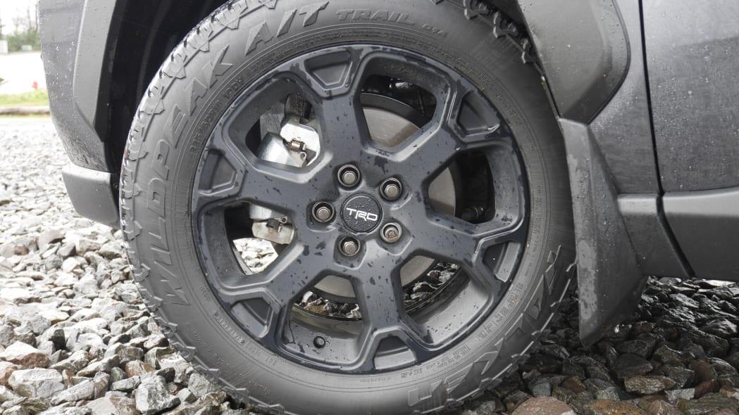 2020 Toyota RAV4 TRD Off-Road wheel