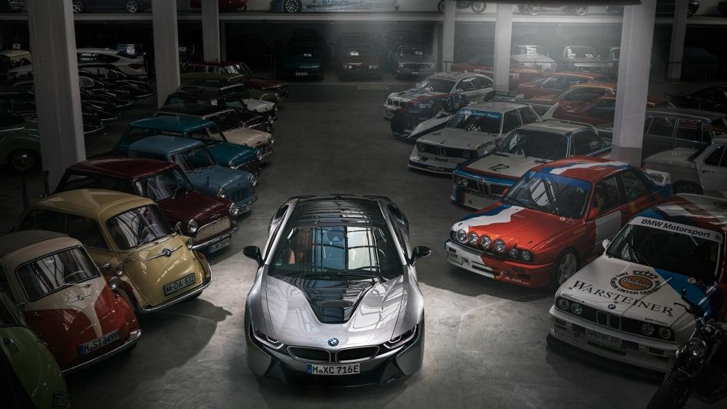 BMW i8 final edition