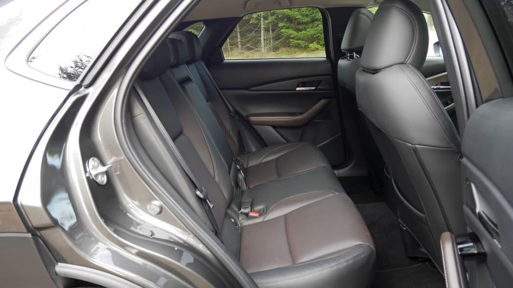 2020 Mazda CX-30 back seat