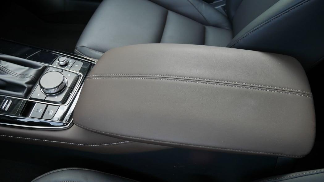 2020 Mazda CX-30 center console 1