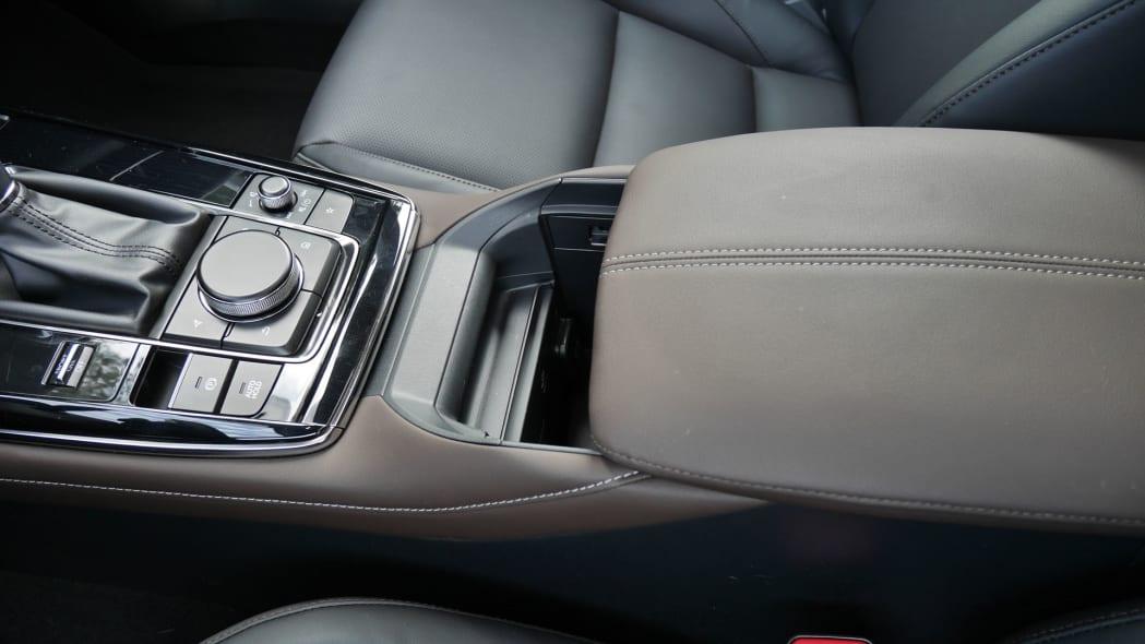 2020 Mazda CX-30 center console 2