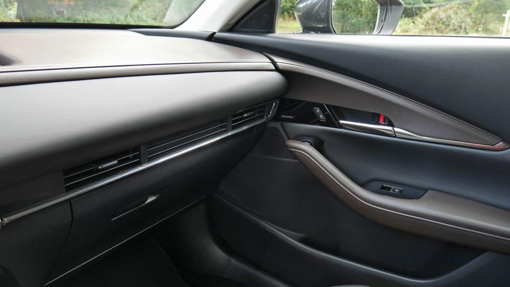 2020 Mazda CX-30 interior materials