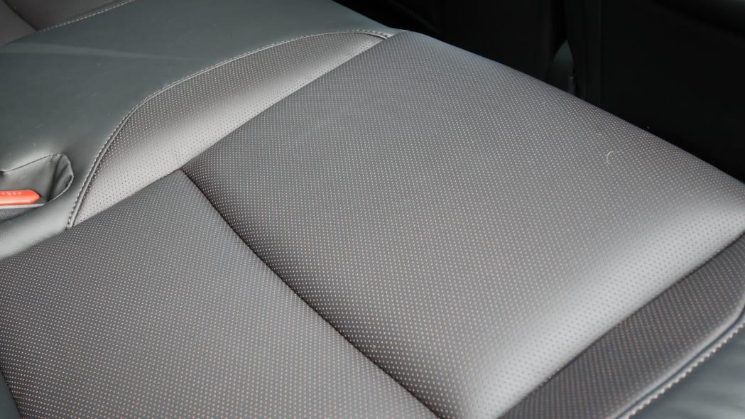 2020 Mazda CX-30 seat detail