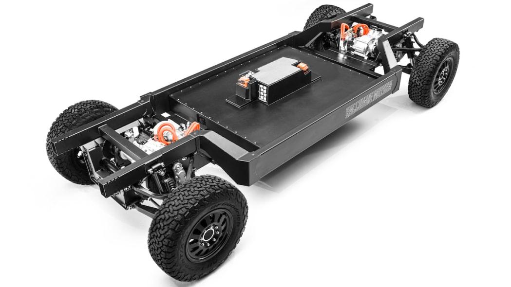 Bollinger Motors Patent-Pending E Chassis
