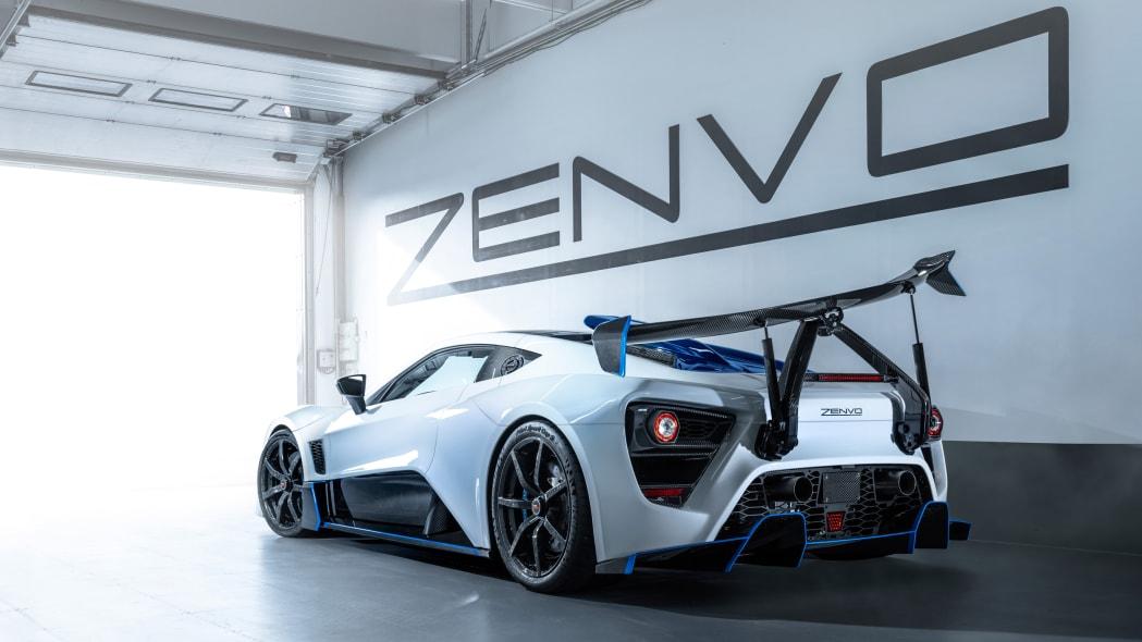 Zenvo TSR-S Carbon Fiber 2