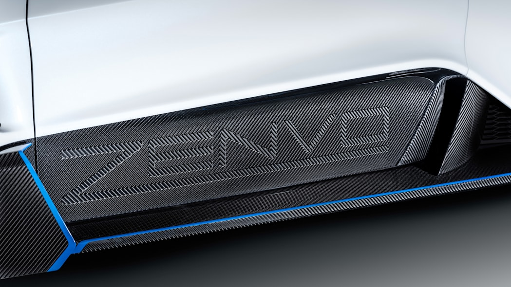 Zenvo TSR-S Carbon Fiber 6