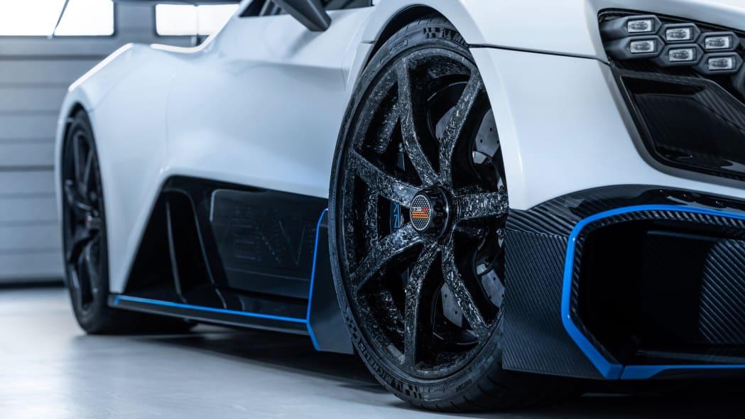 Zenvo TSR-S Carbon Fiber 7