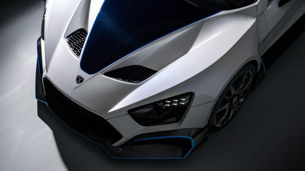 Zenvo TSR-S Carbon Fiber 16