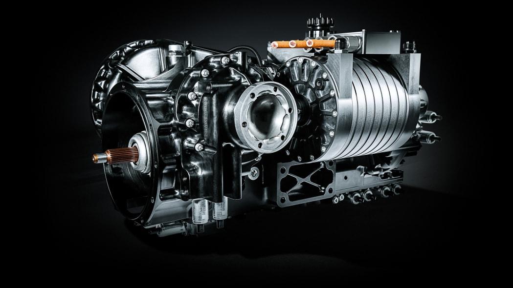 Zenvo TSR-S Carbon Fiber 17