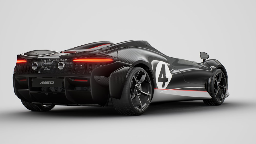 McLaren Elva M1A Theme by MSO