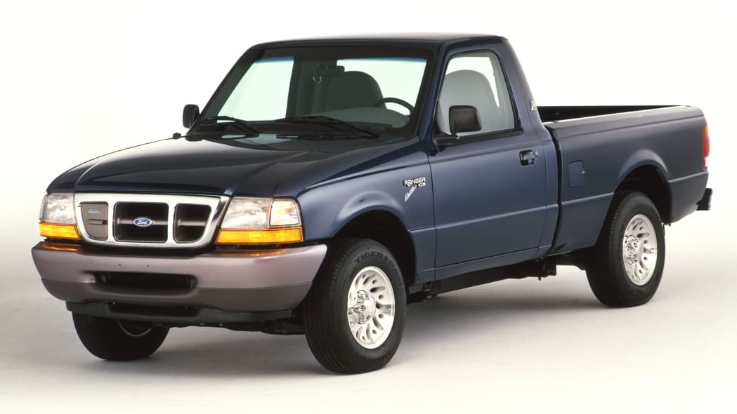 1998 Ford Ranger Electric