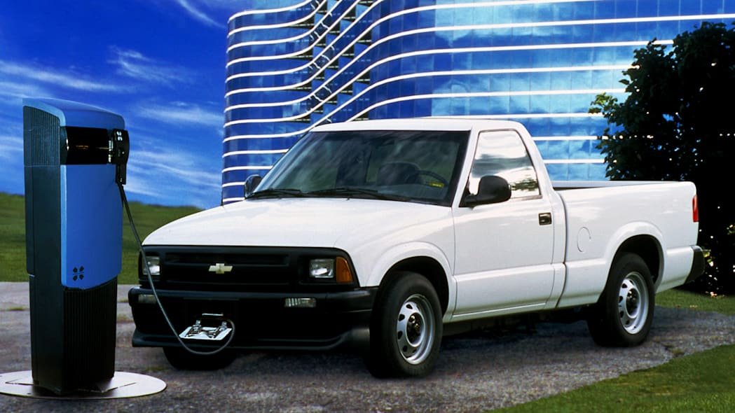 1997 Chevrolet S10 Electric