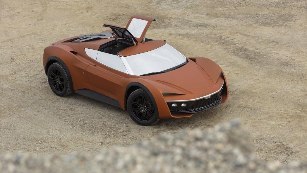 GFG Style 2030 Desert Raid Prototype 1