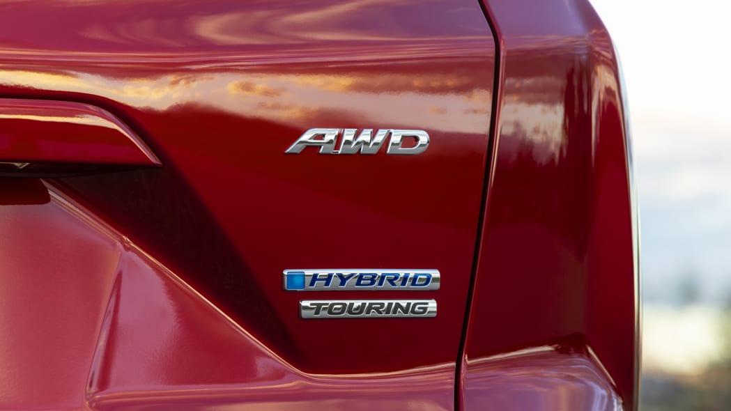 2020 Honda CR-V Hybrid