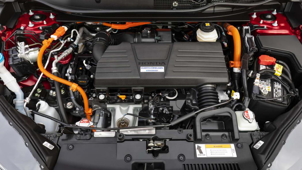 2020 Honda CR-V Hybrid 132