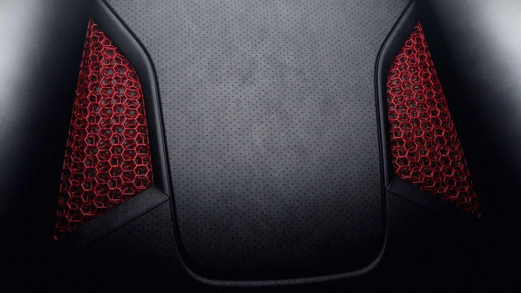 Porsche 3D-printed seats