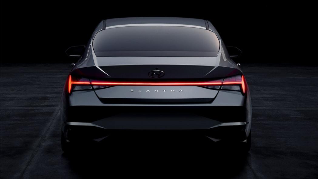 2021 Hyundai Elantra and Elantra Hybrid