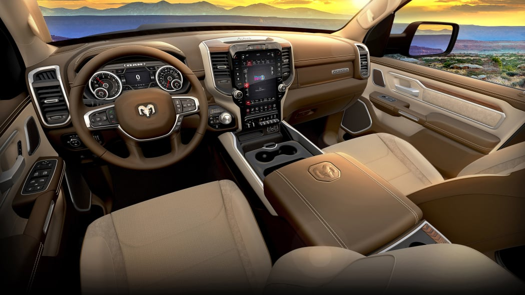 2020 Ram 1500 Laramie Southwest Editionis a new luxury trim ai