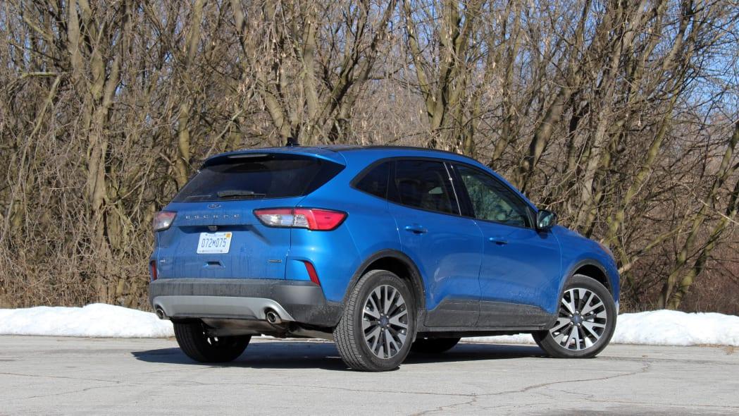 2020 Ford Escape SE Sport Hybrid