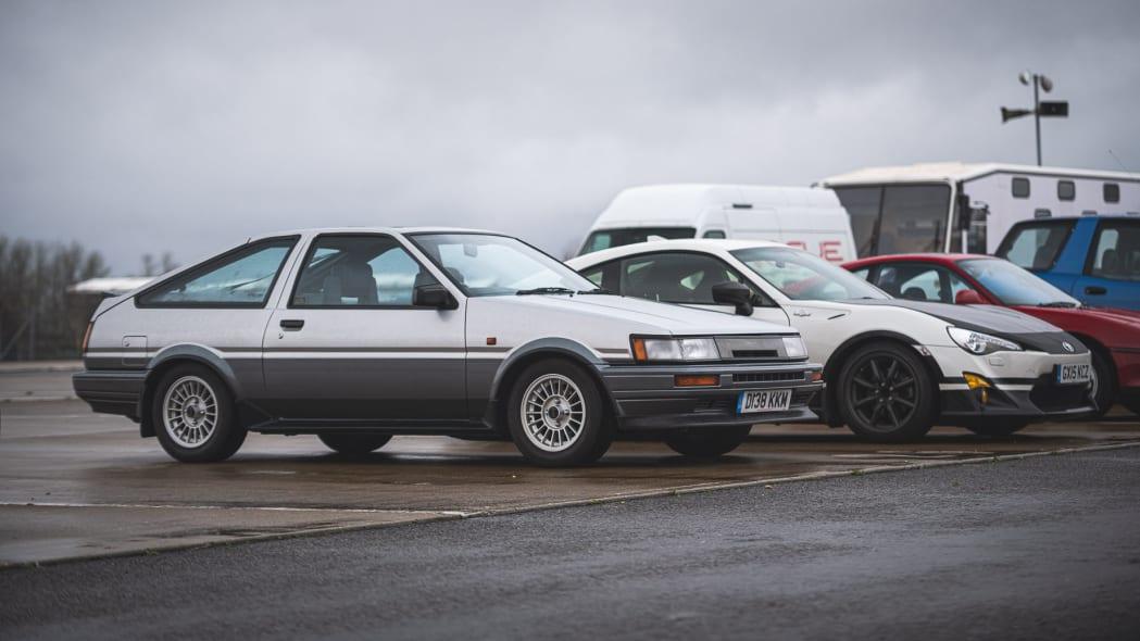 1987 Toyota AE86