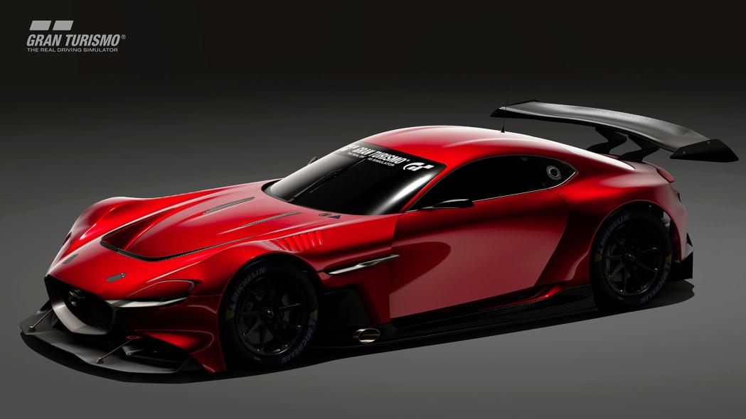 Mazda Gr.3 RX-Vision GT3 Concept