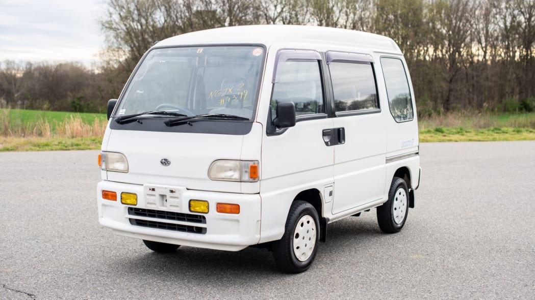 1993 Subaru Sambar Dias