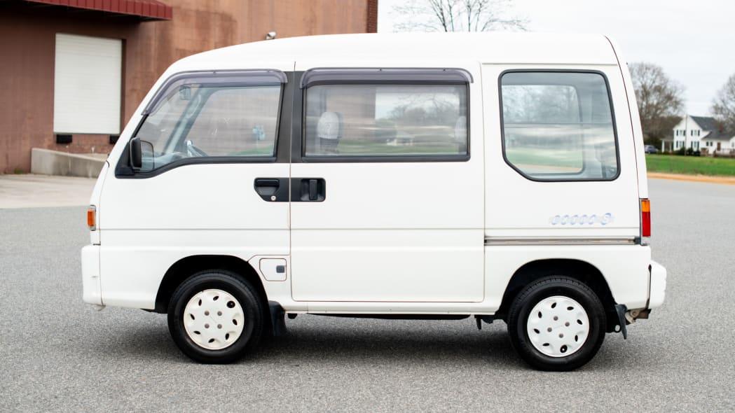 1993 Subaru Sambar Dias 2