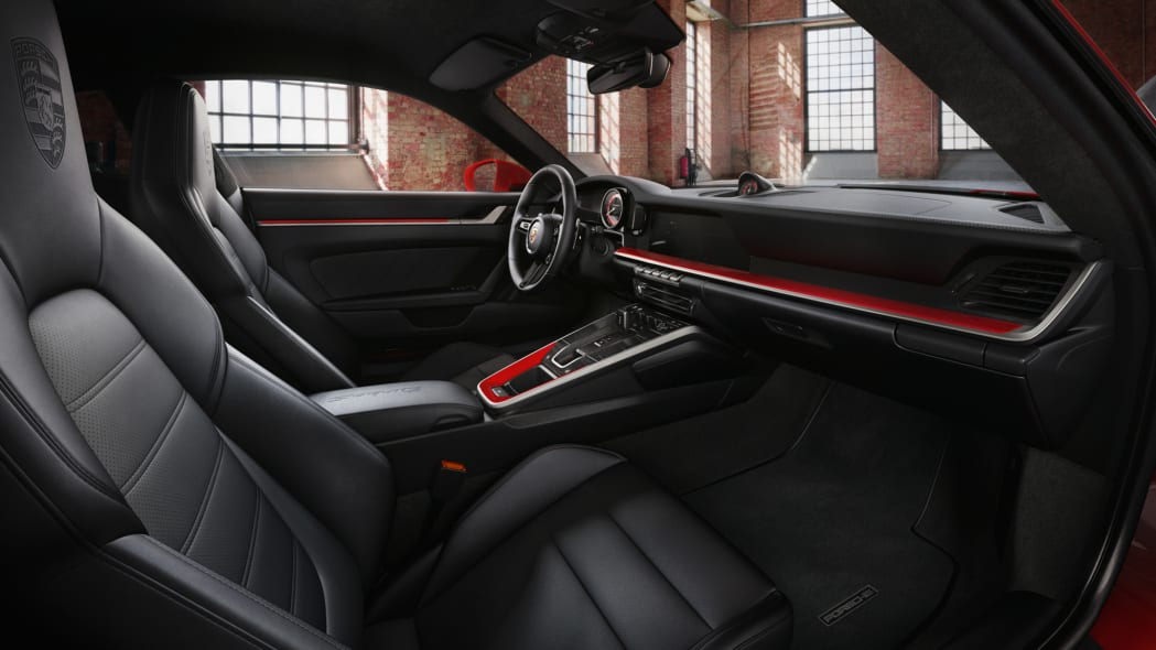 2021 Porsche 911 Turbo S Exclusive Manufaktur