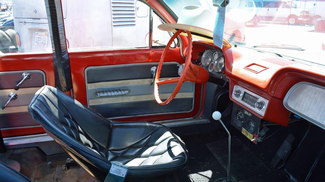 1960 Chevrolet Corvair race car