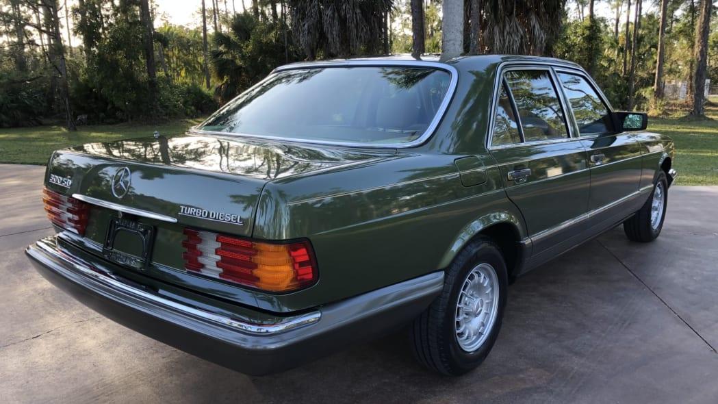 1982 Mercedes-Benz 300SD