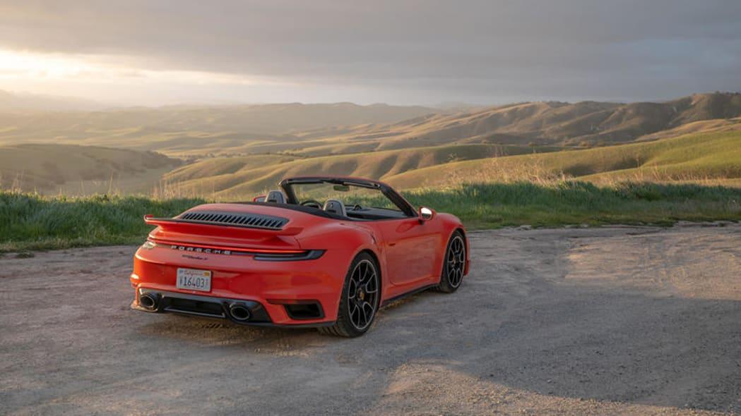 Porsche 911 Turbo S Exclusive Manufaktur Aerokit