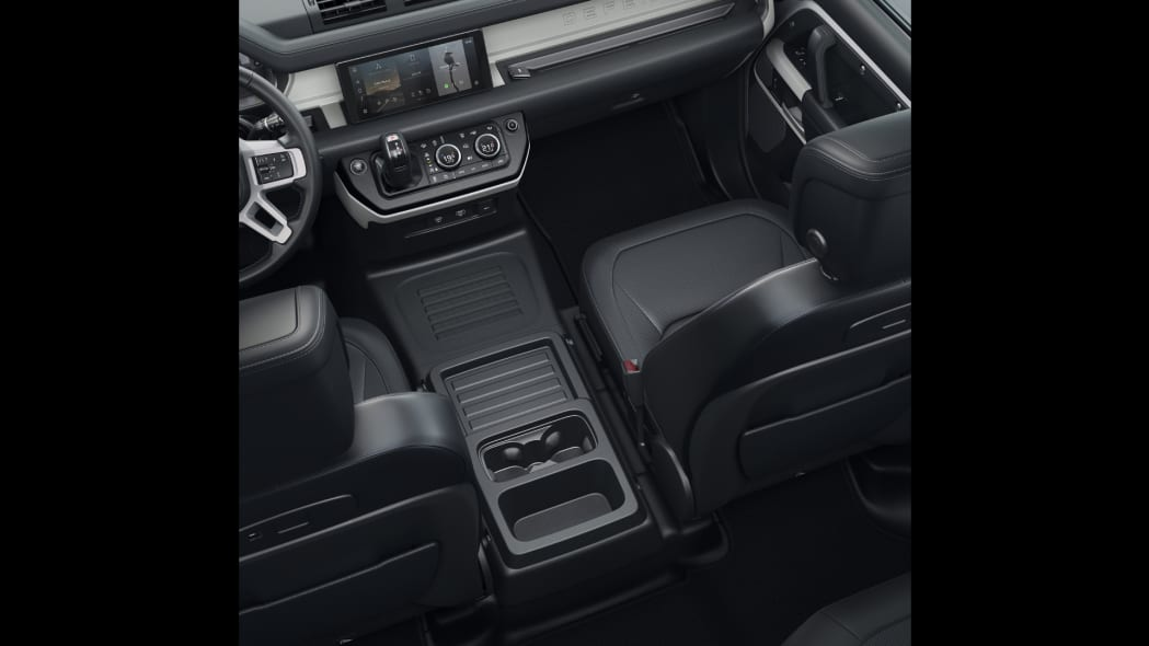 2020 Land Rover Defender 110 front seat 1