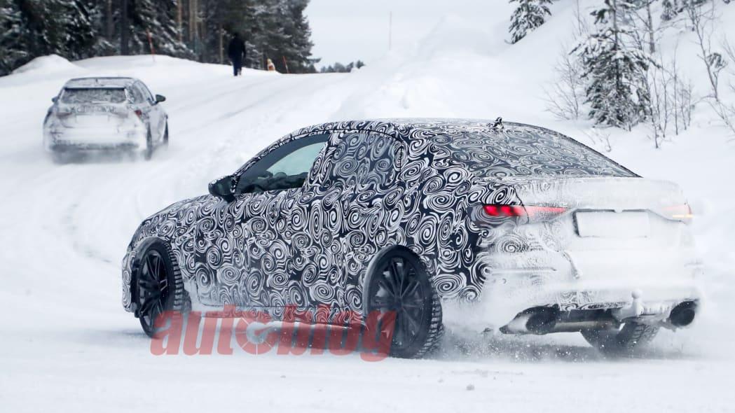 Audi RS3 Sedan 2