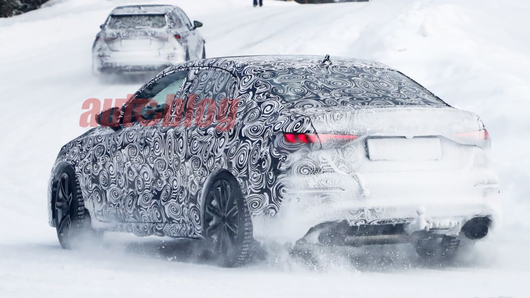 Audi RS3 Sedan 4